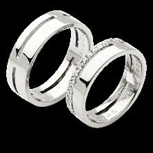 Obrázek Snubní prsteny 157B